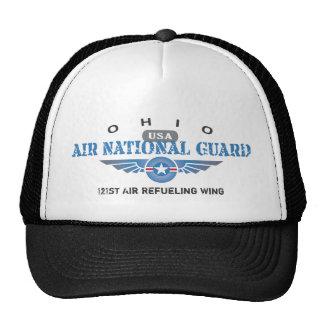 オハイオ州の空軍州兵 トラッカーキャップ