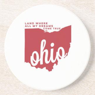 オハイオ州|の歌の叙情詩|のチェリーレッド コースター