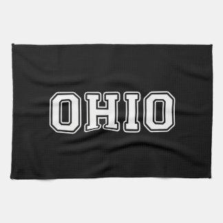 オハイオ州 キッチンタオル