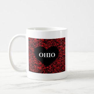 オハイオ州 コーヒーマグカップ
