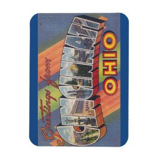 オハイオ州、シンシナチの磁石 マグネット