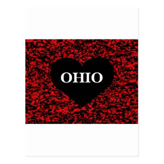 オハイオ州 ポストカード