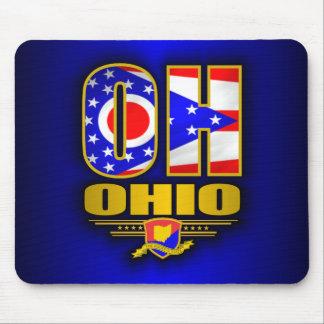オハイオ州 (OH) マウスパッド