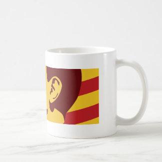 オバマのおもしろいな社会主義者アメリカ コーヒーマグカップ