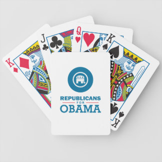 オバマのための共和党員 バイスクルトランプ