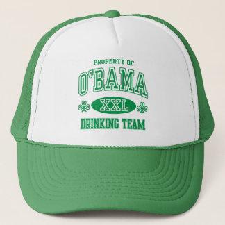 オバマのアイルランドの飲むチーム キャップ