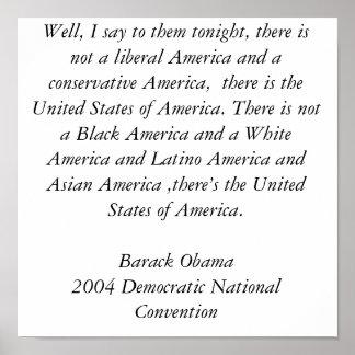 オバマのインスパイア ポスター