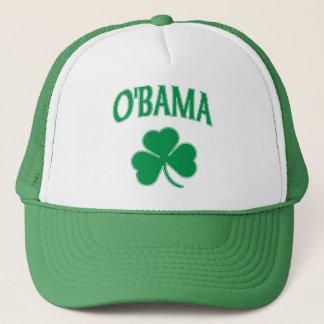 オバマのシャムロック キャップ