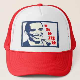 オバマのスマイルの帽子 キャップ