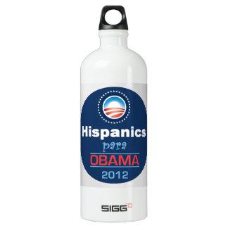 オバマのヒスパニック ウォーターボトル