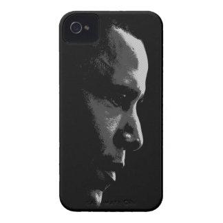 オバマのプロフィールのiPhoneの場合 Case-Mate iPhone 4 ケース