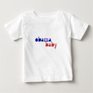 オバマのベビーのTシャツ ベビーTシャツ