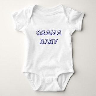 オバマのベビー ベビーボディスーツ