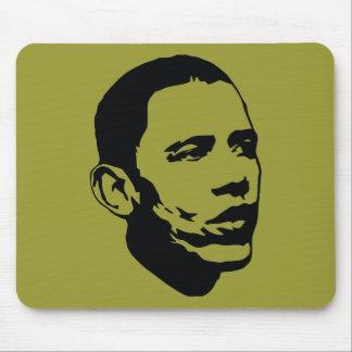 オバマのマウスパッド マウスパッド