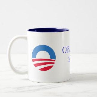 オバマのマグ ツートーンマグカップ