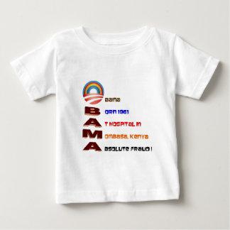 オバマの反収集品 ベビーTシャツ