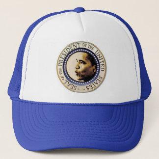オバマの大統領のなシールの帽子 キャップ