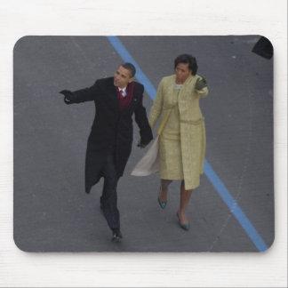 オバマの就任式 マウスパッド