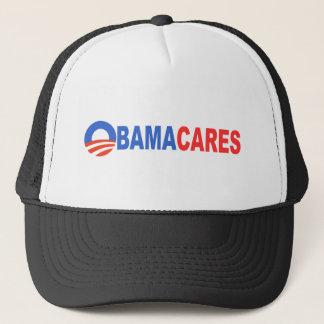 オバマの心配 キャップ