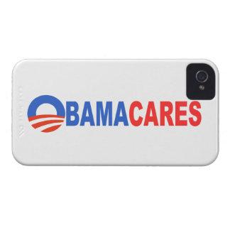 オバマの心配 Case-Mate iPhone 4 ケース