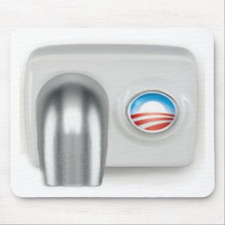 オバマの打撃 マウスパッド