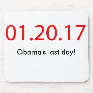 オバマの最後の日 マウスパッド