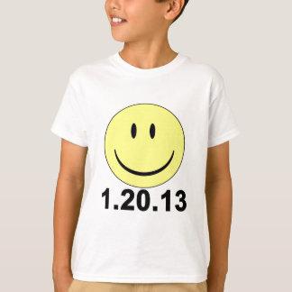 オバマの最後の日 Tシャツ