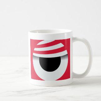 オバマの目 コーヒーマグカップ