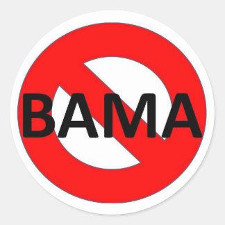 オバマの破壊者無し ラウンドシール