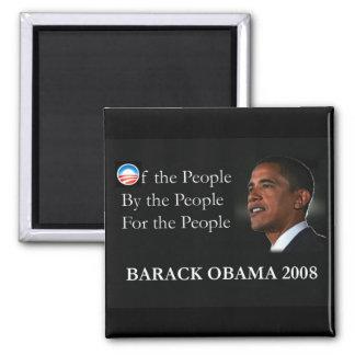 オバマの磁石 マグネット