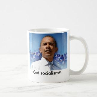 オバマの社会主義 コーヒーマグカップ