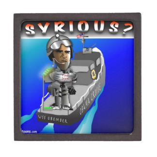 オバマの速いボート ギフトボックス