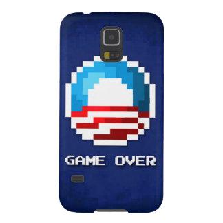 オバマの電話箱上のゲーム GALAXY S5 ケース