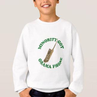 オバマの電話 スウェットシャツ