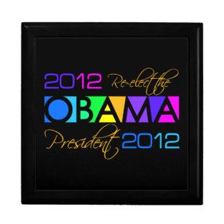 オバマの2012年のギフト/宝石箱 ギフトボックス