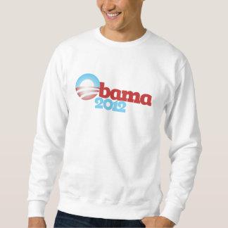 オバマの2012年のロゴ スウェットシャツ