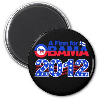 オバマの2012年の磁石のためのフィン マグネット