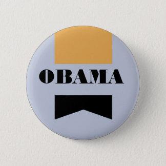 オバマの60年代のスタイルボタン 缶バッジ