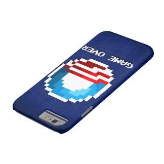 オバマのiPhoneの場合上のゲーム Barely There iPhone 6 ケース