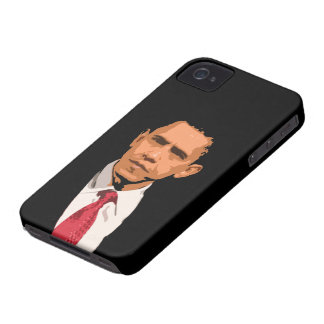 オバマのiPhone 4 IDの穹窖 Case-Mate iPhone 4 ケース