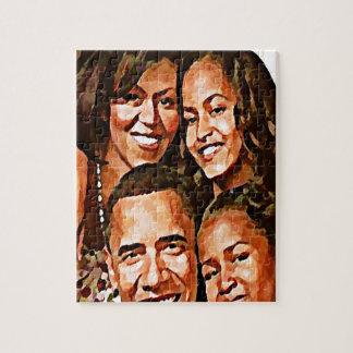 オバマのLove_ ジグソーパズル