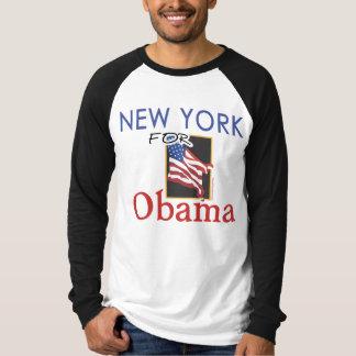 オバマのTシャツのためのニューヨーク Tシャツ