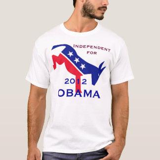 オバマのTシャツのための独立者 Tシャツ