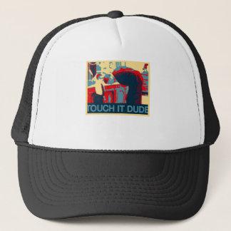 オバマのTouchそれの男! 帽子