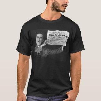オバマは勝ちます(再来トルーマン) Tシャツ