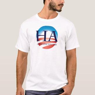 オバマは嘘つきです! Tシャツ