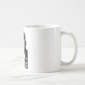 オバマは進歩です コーヒーマグカップ
