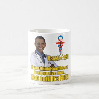 オバマケアのマグ コーヒーマグカップ