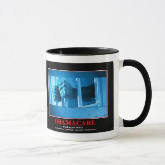 オバマケアのマグ マグカップ