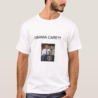 オバマケアのユーモア Tシャツ